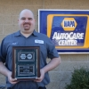 Motor Work's Head Technician Wins Award in Prestigious Competition!