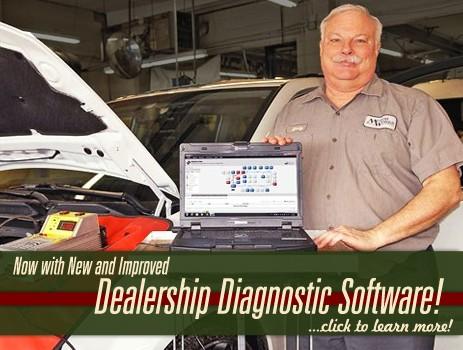Dealership Diagnostic Software